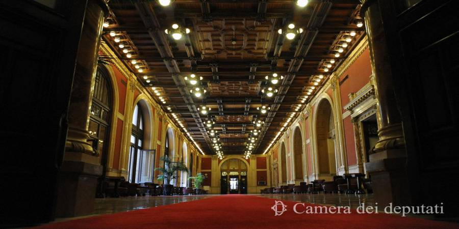 Nota sui lavori parlamentari settimana dal 7 al 10 luglio for Lavori parlamentari