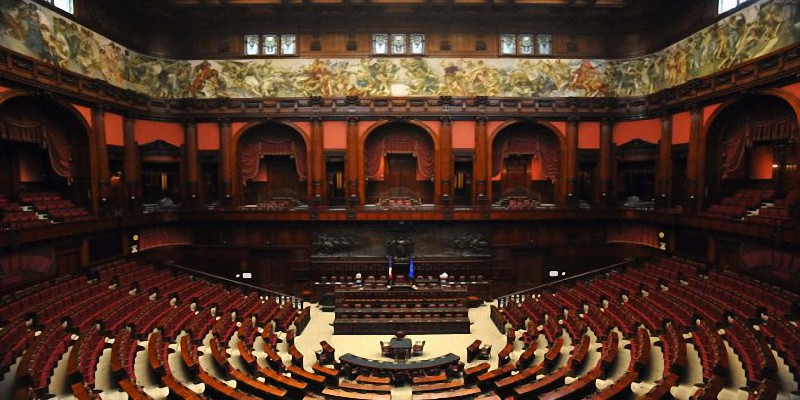 nota sui lavori parlamentari settimana dal 2 al 6 marzo